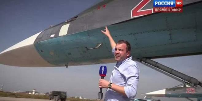 Rus TV ekibine Türkiye'de şok!
