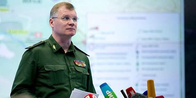 Rusya'dan 'Suriye'de hava üssü' açıklaması