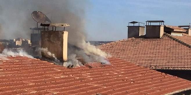 PKK'lı teröristler aynı okulu yine yaktı