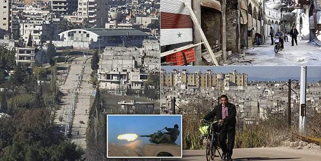 Suriye'de Esad zaferi