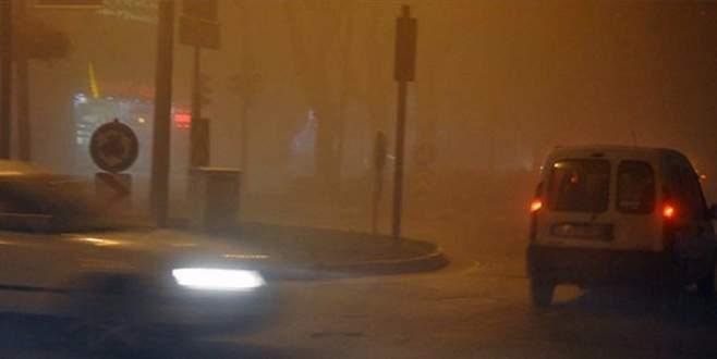 Bursa-Ankara karayolunda yoğun sis
