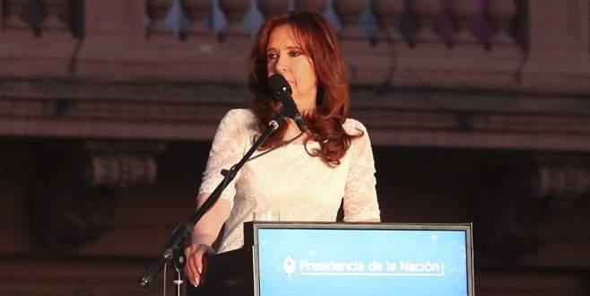 Kirchner'den veda konuşması