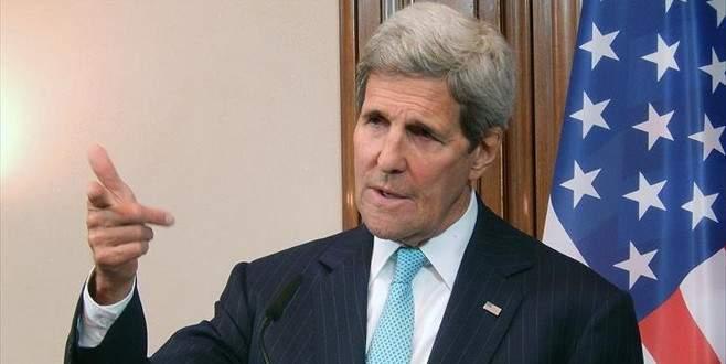 ABD'nin eski Şam büyükelçisinden Kerry'ye Suriye mektubu