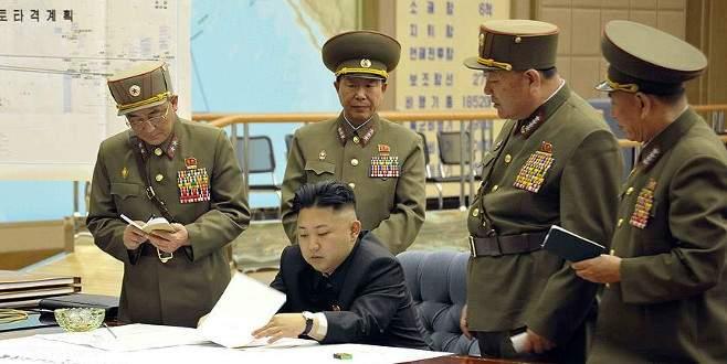Kuzey Kore'den hidrojen bombası tehdidi