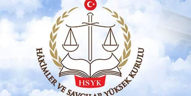 HSYK'dan 54 hakim ve savcıya yargılama izni