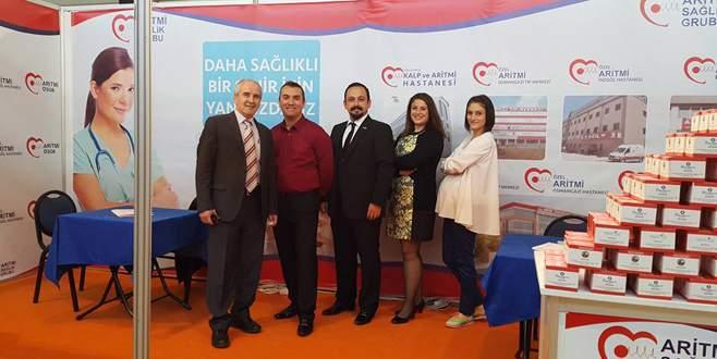 BİİB'te Aritmi Sağlık Grubu'na yoğun ilgi