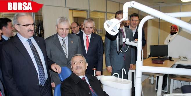 Mudanya Devlet Hastanesi'ne yeni ünite