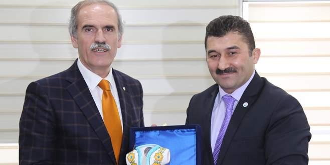 Büyükşehir'den BTÜ'ye destek