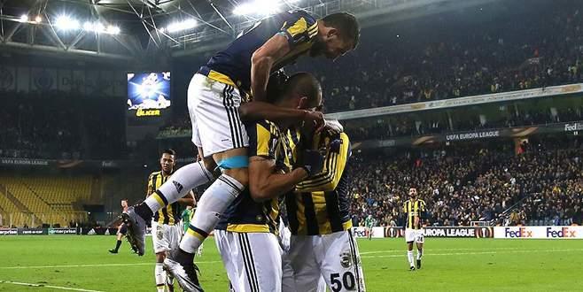 Fenerbahçe 1 – 1 Celtic