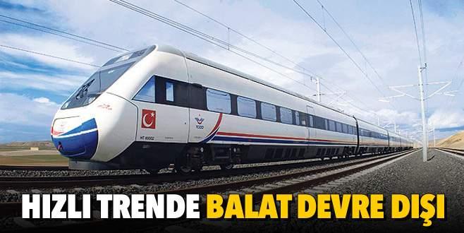 Bursaray hızlı trenle Balat'ta buluşamıyor, proje değişiyor