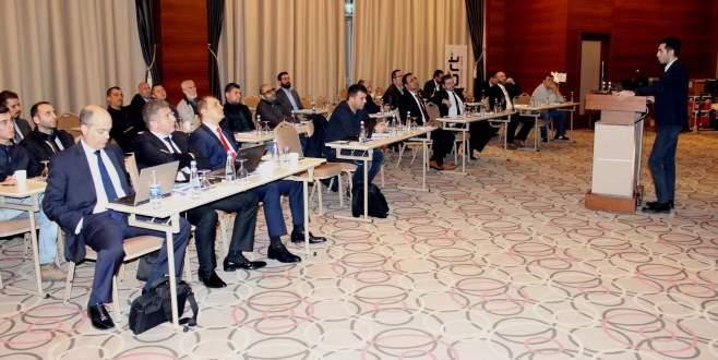 Dünya çapındaki bilişim firmaları Bursa'da buluştu