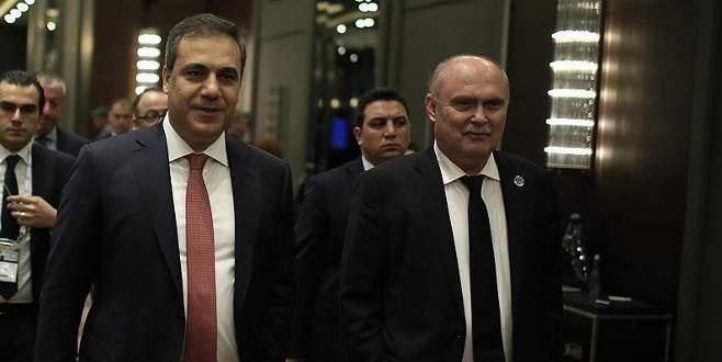 'Irak ile yeni mekanizmalar oluşturulacak'