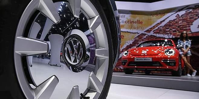 Volkswagen'in satışı 11 ayda yüzde 4,5 düştü