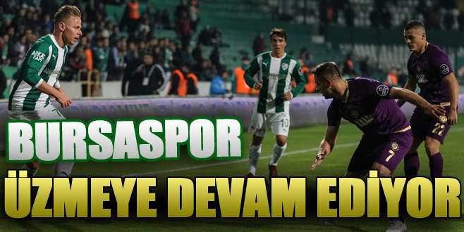Bursaspor 0-4 Osmanlıspor (Maç Sonucu)