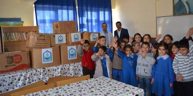 Yıldırım'ın yardım eli tüm Türkiye'ye uzanıyor