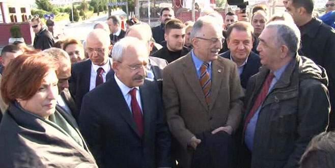 Kılıçdaroğlu'dan, Dündar ve Gül'e ziyaret