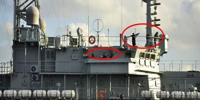Tartışmalı Rus gemisi tekrar Boğaz'da