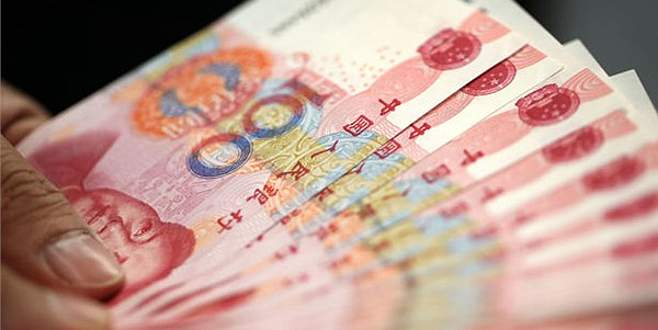 Yuan 4,5 yılın dibinde
