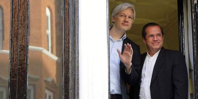 Julian Assange sorgulanacak