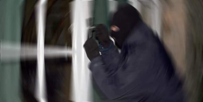 'Kibar hırsız' uyuyakalınca yakalandı