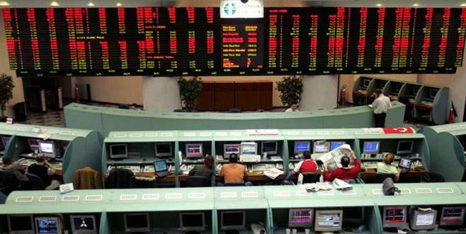 Borsa faiz kararı öncesi sert yüseldi