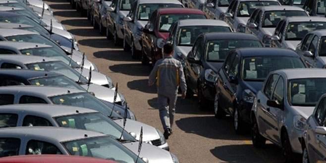 Avrupa'da otomobil pazarı büyüdü