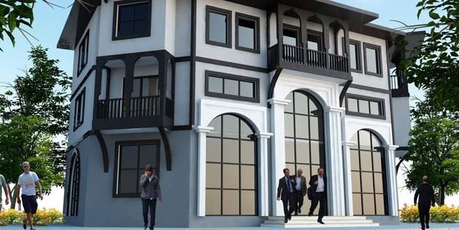 Yenişehir'e yeni kütüphane