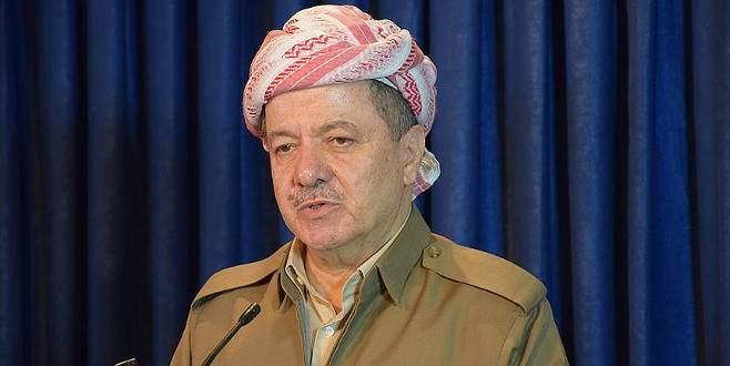 Barzani'den çok sert PKK açıklaması