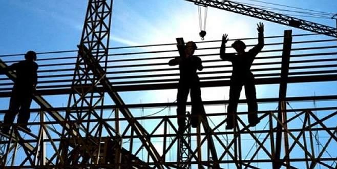 İnşaat sektöründe üretim arttı