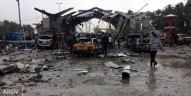 IŞİD'den Peşmerge'ye intihar saldırısı