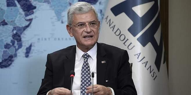 Bakan Bozkır'dan 'vize serbestliği' açıklaması