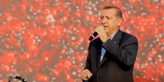 Cumhurbaşkanı: 'Açtığınız hendeklerde yok olacaksınız'