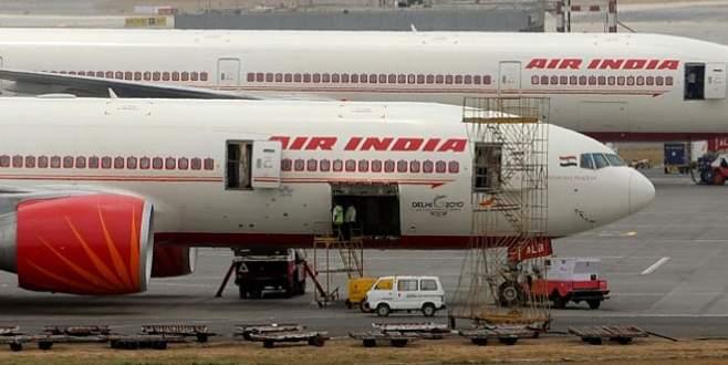 Uçak teknisyenin feci ölümü
