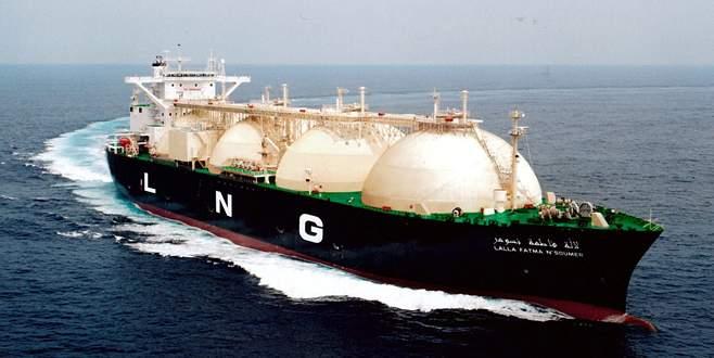 'Türkiye'ye istediği kadar LNG veririz'