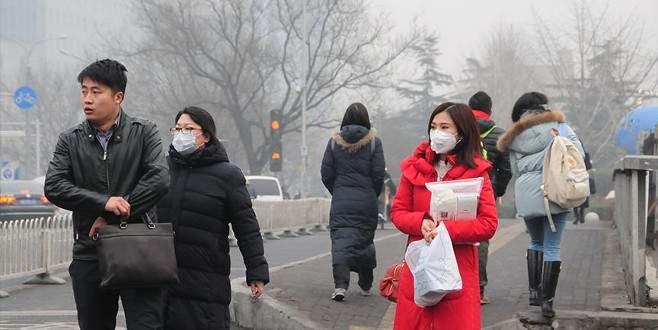 Çin'de 4 günlük kırmızı alarm!