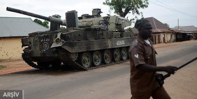 Nijer'de darbe girişimi bastırıldı