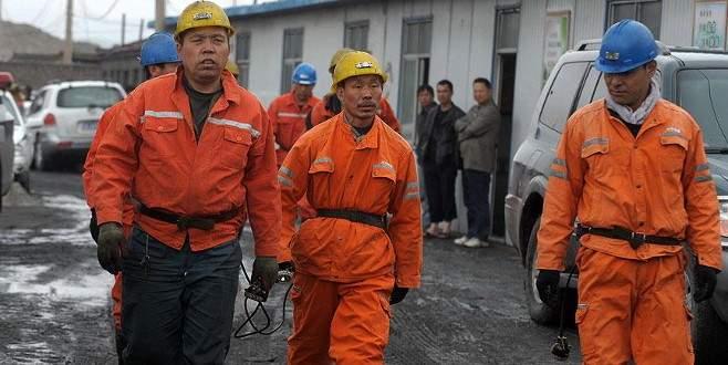 Maden ocağında yangın: 17 ölü