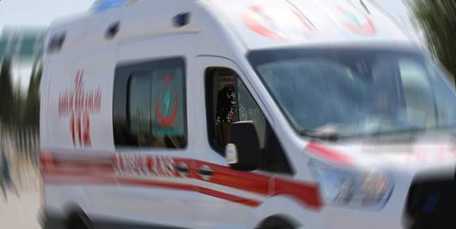 PKK'lılar ambulans kaçırdı