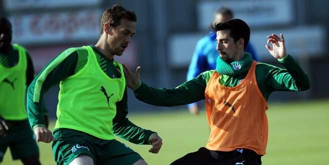 Timsah, Torku Konyaspor maçına hazır