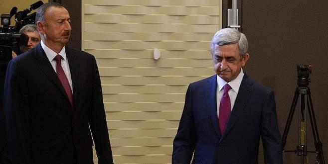 Aliyev ve Sarkisyan Yukarı Karabağ için buluşacak