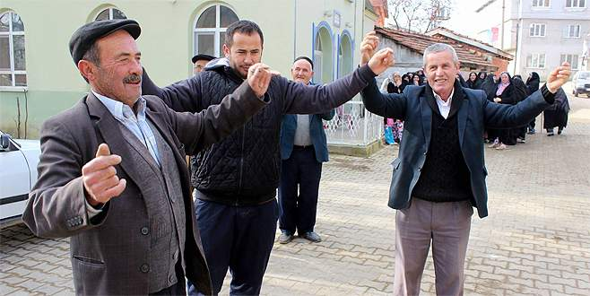 Bursa'da köylülerin içme suyu zaferi