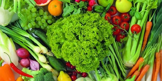 Sebze ve meyve yüzde 30 ucuzladı