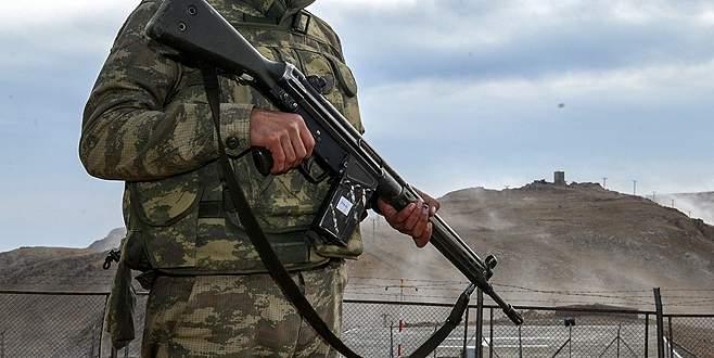 Diyarbakır'da 1 uzman çavuş şehit
