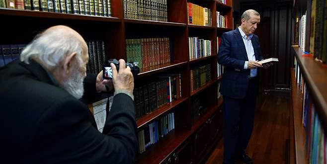 Ara Güler istedi, Erdoğan poz verdi