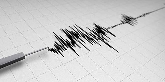 İzmir Körfezi'nde 4.0 büyüklüğünde deprem