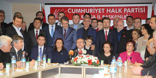 CHP'de Yıldız da adaylığını açıkladı