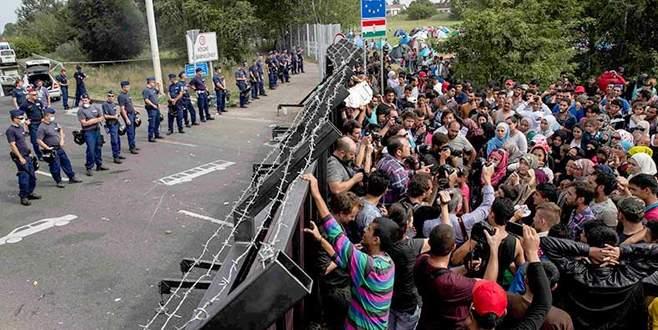 'Şartlara uymayan sınır dışı edilecek!'