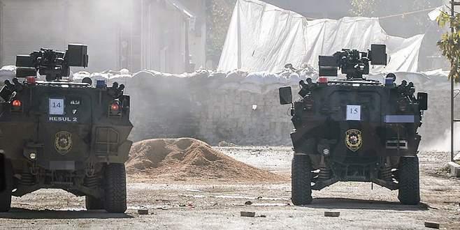 Nusaybin'deki sokağa çıkma yasağı genişletildi