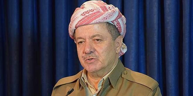 Barzani 'bağımsızlık' için harekete geçti