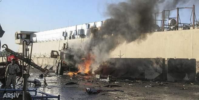 Afganistan'da intihar saldırısı: 5 ABD askeri öldü